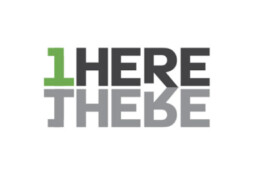 Logo for a nonprofit called One Here One There